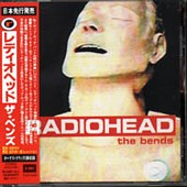 The Bends: Japan CD